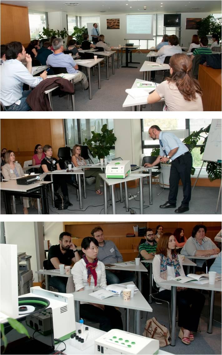 LUM seminar photos