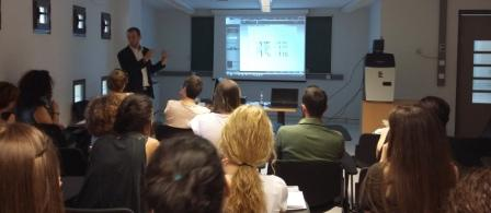 Vilber Lourmat Seminar photo